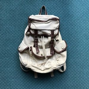 Ecote Canvas Backpack